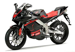 Мотоцикл Derbi GPR 50 Racing
