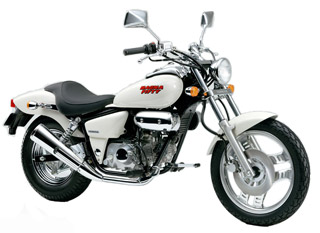 Мотоцикл Honda Magna 50