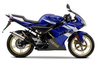 Мотоцикл Yamaha TZR 50